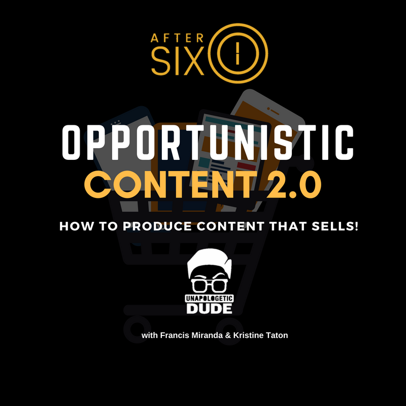 Opportunistic Content